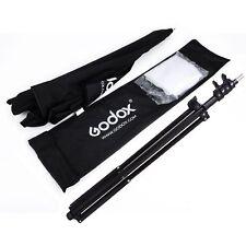 195cm Photography Light Stand + 60*90cm Umbrella Softbox+Hot Shoe Bracket kit