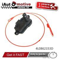 Audi A3 A6 A7 C7 Q3 Q7 Fuel Flap Door Release Lock Actuator Motor 4L0862153D
