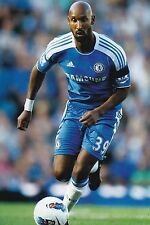 Football Photo>NICOLAS ANELKA Chelsea 2011-12