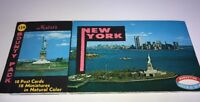 Vintage 1977 New York City Postcards World Trade Center