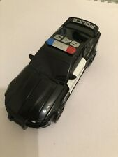 Transformers Movie Deluxe police car Barricade Action Figure Hasbro