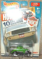 Hot Wheels 2000 *Target Exclusive Editor's Choice* 1934 Ford 3-window