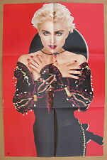 MADONNA You Can Dance 1987 US Promo POSTER Spotlight JELLYBEAN BENITEZ