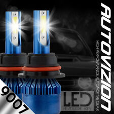 AUTOVIZION LED HID Headlight kit 9007 HB5 White for 2005-2009 Chevrolet Equinox