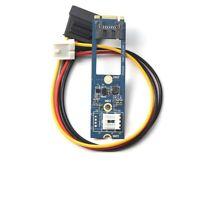 M.2 NGFF to SATA III SSD 7 Pin Adapter Converter Board Card PCB NGFF 4pin