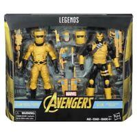 Marvel Legends A. I.M.Scientist et Shock Trooper Action Figure Hasbro