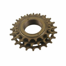 Metal 3 Speed Sprocket Threaded Freewheel for Bicycle Bike