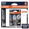 H11 OSRAM NIGHT BREAKER UNLIMITED TOYOTA PRIUS 09-> LOW BEAM HEADLIGHT BULB