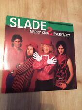 "Slade Merry Christmas Everybody UK 7"" POSP780 POLYDOR 1985 Unplayed"
