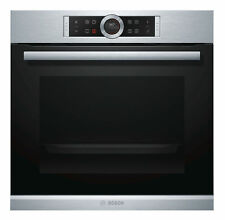 Bosch 60cm Series 8 71L Electric Wall Oven HBG655HS1A