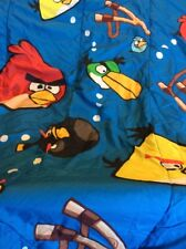 Angry Birds Twin Bed Comforter Reversible