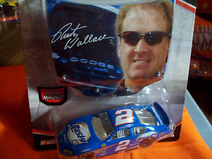 RUSTY WALLACE #2 PICTURE CAR AND HOOD WINNER'S CIRCLE NASCAR
