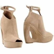 Very High (4.5 in. and Up) Suede Solid Heels for Women