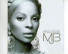 CD MARY J BLIGEthe breakthroughEX  (A3169)