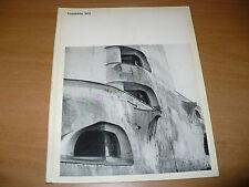 CASABELLA RIVISTA ARCHITETTURA URBANISTICA N.303 1966 MALDONADO MENDELSOHN