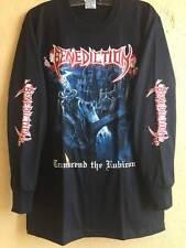 Benediction Long sleeve L shirt Autopsy Death metal Gorefest Obituary Morgoth