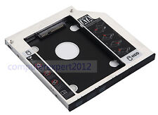 2nd Hard Drive HDD SSD Caddy Adapter for Acer Aspire E5-G771G E5-532 UJ8FBS DVD