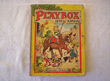 PLAYBOX 1950 ANNUAL   Hardcover.