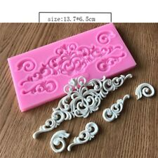 Rome Relif Decorating Tools Cake Sugar Paste Mold Cup Cake Topper Decoupage M30