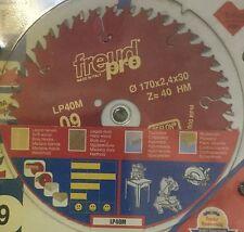 Freud LP40M009 170x2,4x30 Pro Ind Lama Circolare per macchine portatili