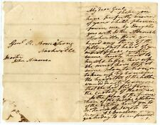 ANDREW JACKSON - AUTOGRAPH LETTER SIGNED November 15th, 1843