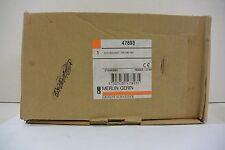 47893 HCM/XM Merlin Gerin Gear Motor 100/130V Schneider Electric NEW!