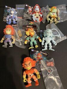 Thundercats Loyal Subjects Lot New (7) Lion-O Mumm Ra Tygra Panthro Slithe New