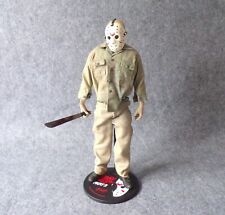 "Sideshow Collectibles Friday the 13th Part 3 Jason 1:6 12"" Action Figure Horror"