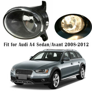 Fit Audi A4 Q5 A6/S6/Avant Quattro S4 Driver Side Fog Driving Light Lamp Right