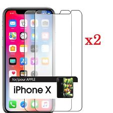2x Cellet 0.3mm Premium 9H Tempered Glass Screen Protector for Apple iPhone X