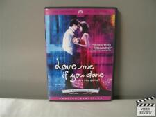 Love Me si te atreves (dvd, 2004)