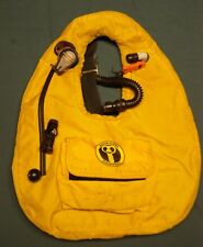 Vintage US Divers SCUBA Diving BCD USD Horse Collar parts or collector