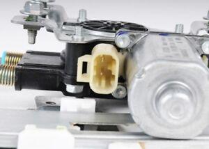 Power Window Motor and Regulator Assembly Rear Left 10334399