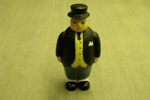 """Thomas the Tank Engine """"The Fat Controller, Sir Topham Hat"""" figure"""