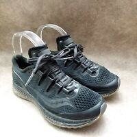 Saucony Womens Freedom ISO S10355-1 Sz 6 M Black Everun Running Shoes