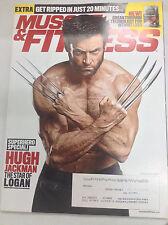 Muscle & Fitness Magazine Hugh Jackman Logan February 2017 050417nonr