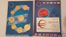 2015 SPAGNA 8 monete 3,88 EURO espagne spanien spain España Felipe VI Испания