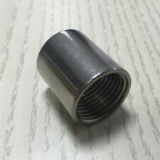 304 BSP female Stainless Steel Full Socket Fitting Adaptor Parallel 1/8''-4'' UK