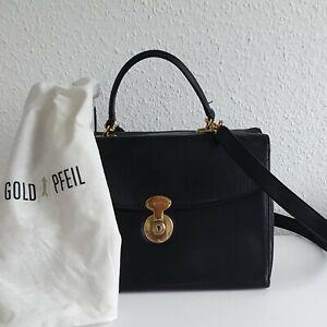 GOLD-PFEIL Damen Business Bag mit Tragriemen