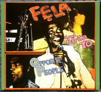FELA KUTI AND AFRIKA 70 Opposite People / Sorrow Tears And Blood CD NEW/SEALED