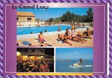 "Carte Postale - SERIGNAN PLAGE "" Camping le grand large"""