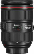 Canon EF 24-105mm F4L IS II USM (WHITE BOX) GARANZIA 2 ANNI ASSISTENZA IN ITALIA