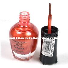 1 Kleancolor Nail Polish Lacquer #46 Sweet Orange Manicure