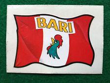 SUPERCALCIO 1985 1986 n 5 BARI SCUDETTO BANDIERA Figurina Sticker Panini NEW