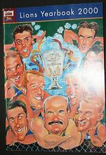 2000 Brisbane Lions Football Club Year Book