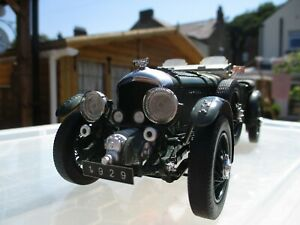 FRANKLIN MINT 1929 BLOWER BENTLEY  LOVELY CONDITION NO BOX