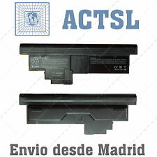 Bateria para LENOVO ThinkPad X201 Tablet 42T4564 14.4V 8-CELDAS 4400mAh