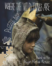 Where the Wild Things are - Jigsaw Puzzle Book by HarperCollins Publishers (Boar