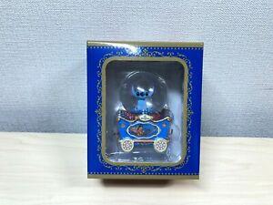 Disney Stitch Snow Globe Mini Trolley Steamboat Willie
