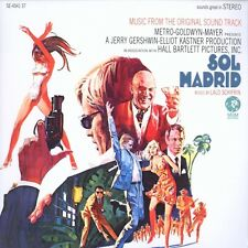 Lalo Schifrin - OST Sol Madrid (Vinyl LP - US - Reissue)